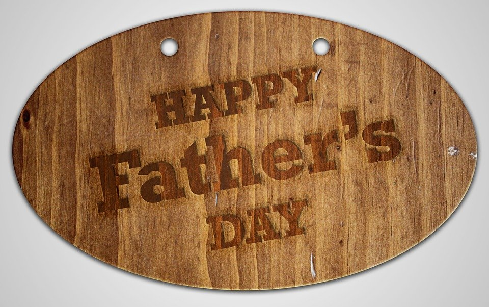 Dad wood signs