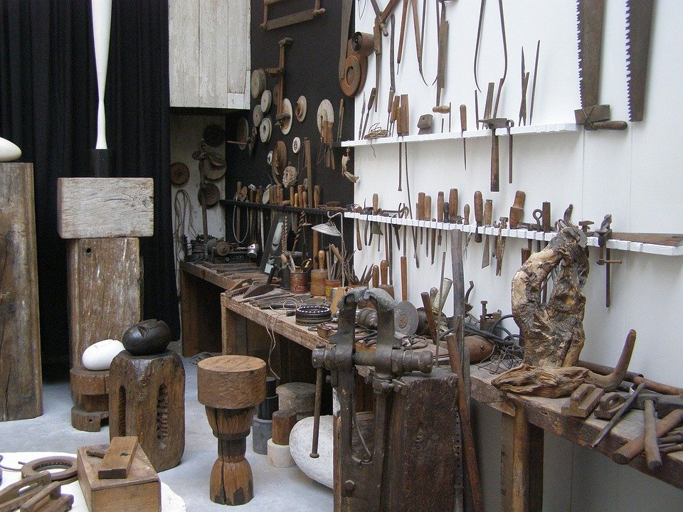 Have a Stylish Workshop