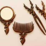 DIY wooden gifts for mom