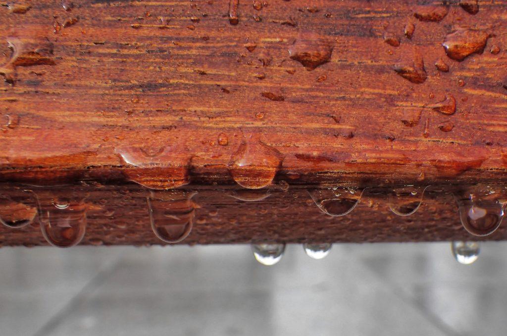 Moisture of wood