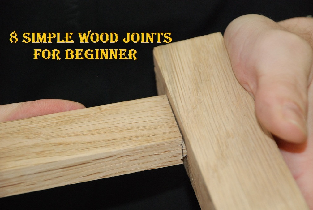 simple wood joints for beginner