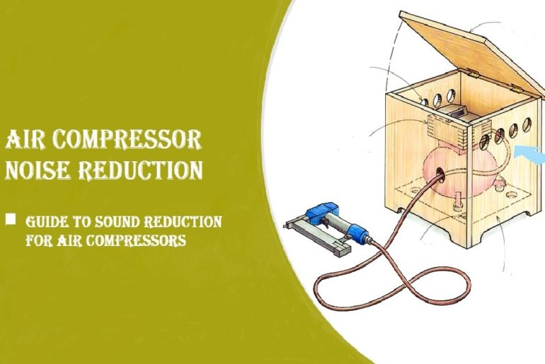 Guide to Sound Reduction for Air Compressors