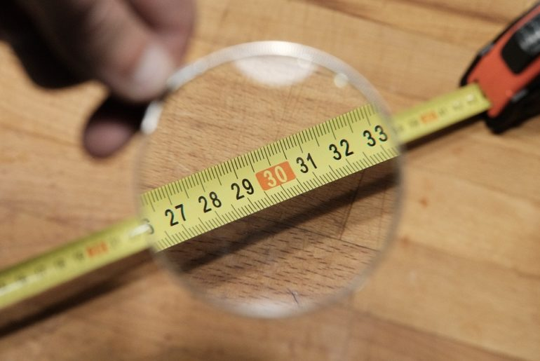 Measuring tips and tricks for woodworking