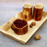 Wooden Serving Bowls And Trays