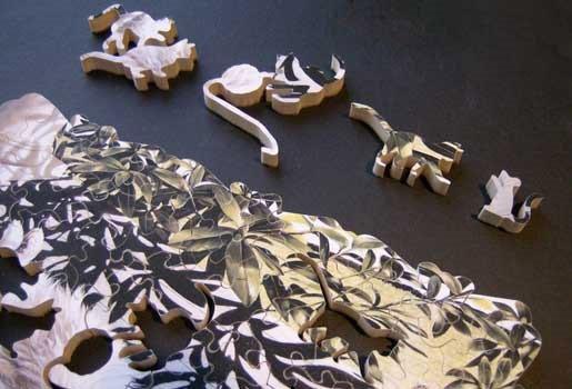 wood jigsaw puzzles
