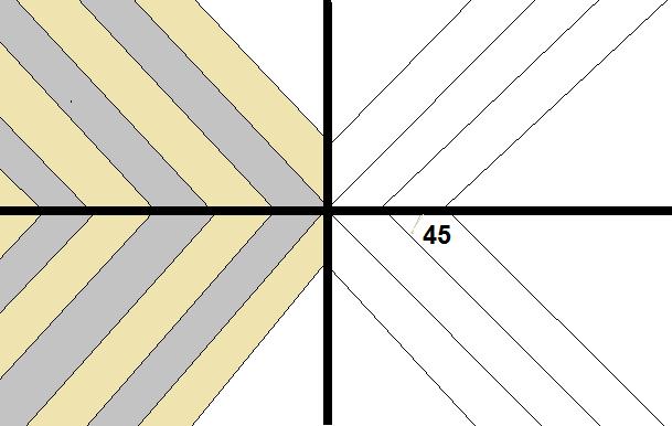 geometric wood art plan
