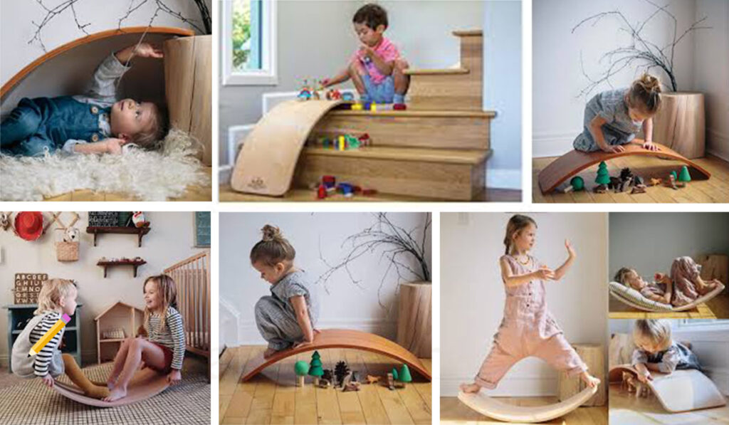 kinderboard toy