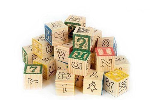 wooden ABC TOYS